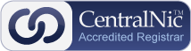 Centralnic Approved Registrar